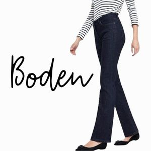 Boden size 12 high rise jeans
